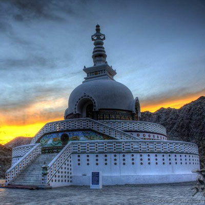 Leh Ladakh Attraction