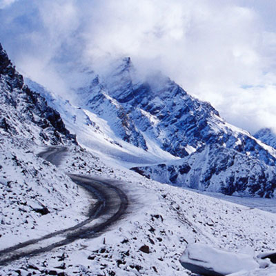 Mountain Passes in Leh Ladakh