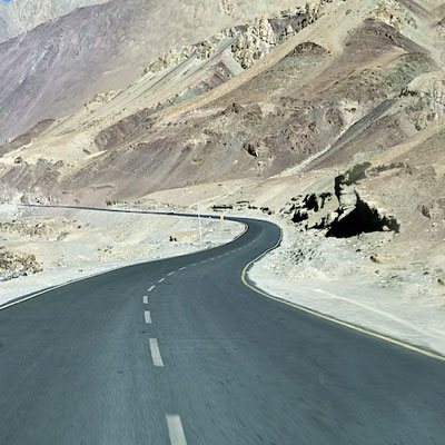 Leh Ladakh By Road